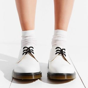 Dr. Martens 1461 patent leather low tops